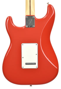Fender® Player Stratocaster HSS in Sonic Red | Back Small
