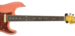 Fender Custom Shop Postmodern HSS Stratocaster Relic in Salmon Pink XN11532 | The Music Gallery | Neck Front