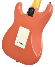 Fender Custom Shop Postmodern HSS Stratocaster Relic in Salmon Pink XN11532 | The Music Gallery | Back Angle 1