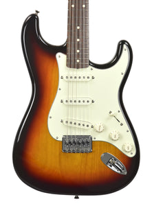 Fender® Made in Japan Strat XII in 3 Tone Sunburst | Front Small