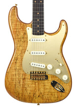 Fender Custom Shop Artisan Spalted Maple Stratocaster | Front Small
