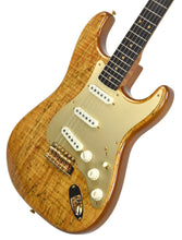 Fender Custom Shop Artisan Spalted Maple Stratocaster | Front Right | The Music Gallery