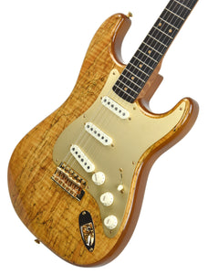 Fender Custom Shop Artisan Spalted Maple Stratocaster | Front Right