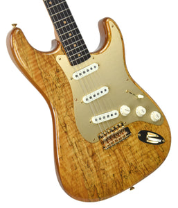 Fender Custom Shop Artisan Spalted Maple Stratocaster | Front Left