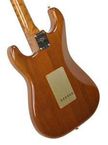 Fender Custom Shop Artisan Spalted Maple Stratocaster | Back Left