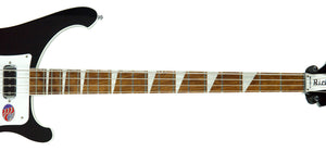 Rickenbacker 4003 Electric Bass | The Music Gallery | Neck Front