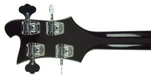 Rickenbacker 4003 Electric Bass | The Music Gallery | Headstock Back