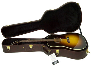 Gibson Montana J-45 Standard in Vintage Sunburst 12559062 | The Music Gallery | Open Case