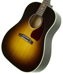 Gibson Montana J-45 Standard in Vintage Sunburst 12559062 | The Music Gallery | Front Angle 1