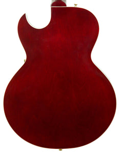 Gibson ES-135 in Wine Red | The Music Gallery | Back Close