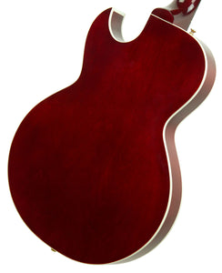 Gibson ES-135 in Wine Red | The Music Gallery | Back Angle 1