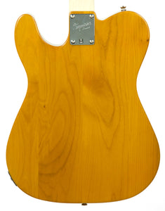 Squier Affinity Telecaster in Butterscotch Blonde CY190507248 | The Music Gallery | Back Closde