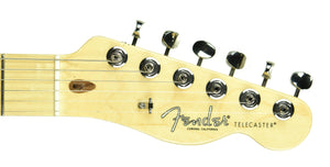 Fender Limited Edition USA Cabronita | The Music Gallery | Headstock Front