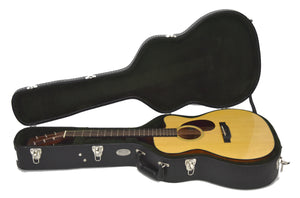 Martin OMC-18E Acoustic Guitar | Case Open