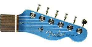 Fender Limited Edition USA Cabronita Telecaster in Lake Placid Blue LE09655 - The Music Gallery