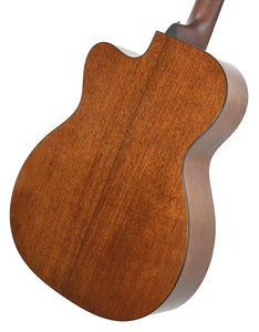 Martin OMC-18E Acoustic Guitar | Back Right