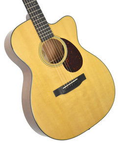 Martin OMC-18E Acoustic Guitar | Front Left