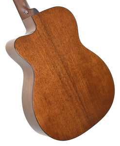 Martin OMC-18E Acoustic Guitar | Back Left