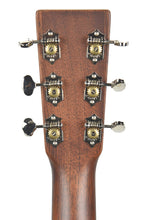 Martin OMC-18E Acoustic Guitar | Headstock Back