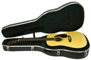 Martin D28 Acoustic Guitar | The Music Gallery | Open Case