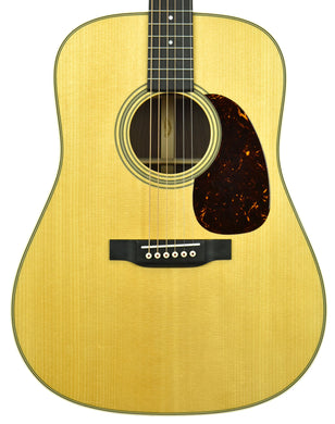 Martin D28 Acoustic Guitar | The Music Gallery | Front Close