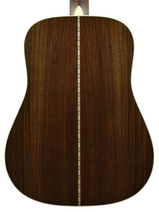 Martin D28 Acoustic Guitar | The Music Gallery | Back Close
