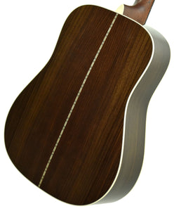 Martin D28 Acoustic Guitar | The Music Gallery | Back Angle 1