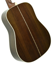Martin D28 Acoustic Guitar | The Music Gallery | Back Angle 2
