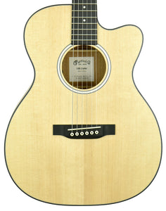 Martin 000CJRe Acoustic Guitar | The Music Gallery | Front Close