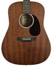 Martin D10e Acoustic Guitar in Natural 2302591 | The Music Gallery | Front Close