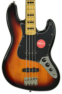 Squier Classic Vibe 70's Jazz Bass | The Music Gallery | Front Close