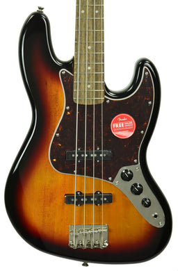 Squier Classic Vibe 60s Jazz Bass | The Music Gallery | Front Close