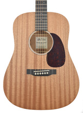 Martin D Jr. 2E Sapele Acoustic Guitar | Front Small