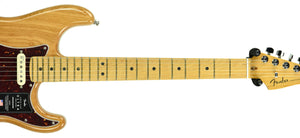 Fender American Ultra Stratocaster | The Music Gallery | Front Neck