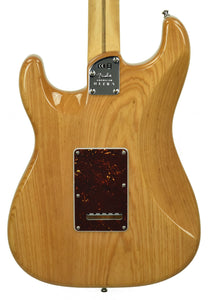Fender American Ultra Stratocaster | The Music Gallery | Back Close