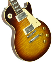 Used 2018 Gibson Custom 1959 Les Paul Standard Reissue VOS 982942 - The Music Gallery