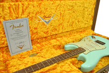 Fender Custom Shop 1963 Stratocaster | The Music Gallery | Open Case Certificate