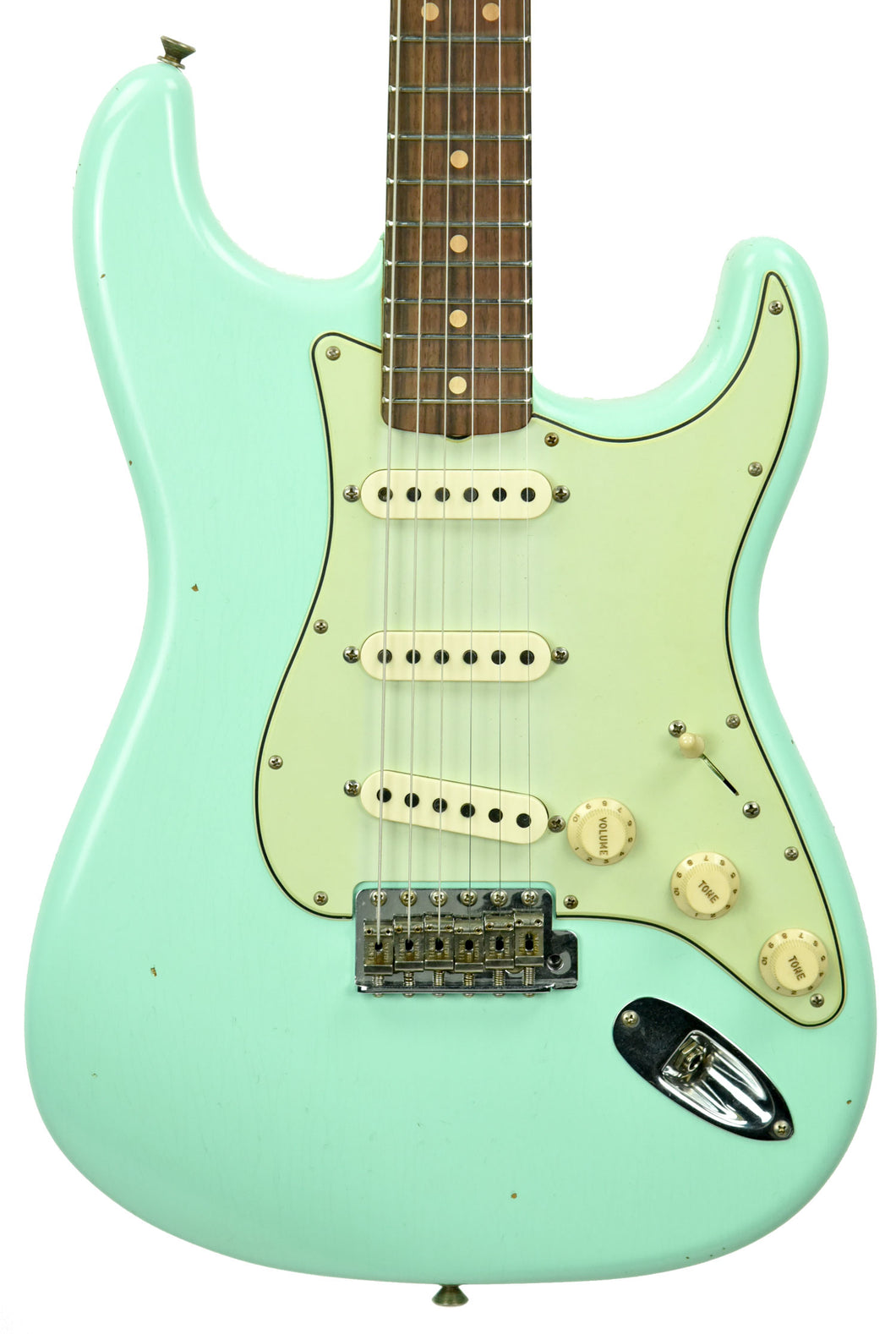 Fender Custom Shop 1963 Stratocaster | The Music Gallery | Front Close
