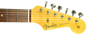 Fender Custom Shop 1963 Stratocaster | The Music Gallery | Headstock Front