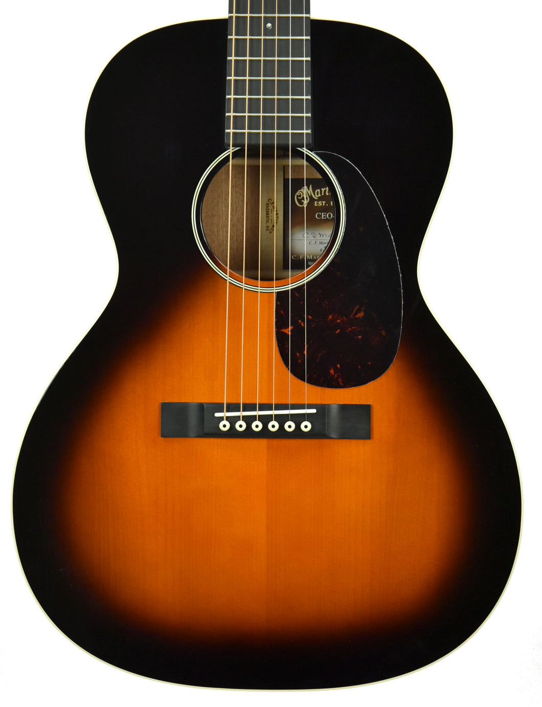 Martin CEO-7 Acoustic Guitar | The Music Gallery | Front Close