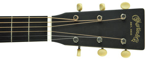 Martin CEO-7 Acoustic Guitar | The Music Gallery | Headstock Front