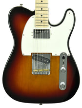 Used Fender American Performer HS Telecaster in 3 Tone Sunburst US19034707