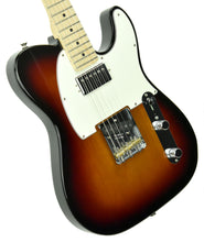 Used Fender American Performer HS Telecaster in 3 Tone Sunburst US19034707 - The Music Gallery