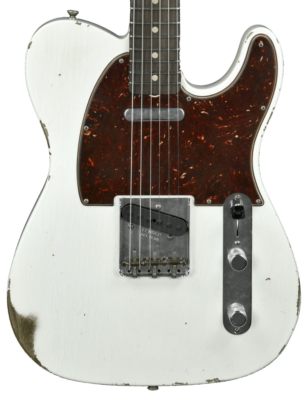 Fender Custom Shop NAMM LTD 63 Telecaster Relic