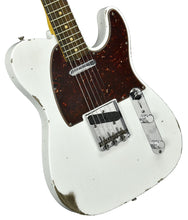 Fender Custom Shop NAMM LTD 63 Telecaster Relic Olympic White CZ542872