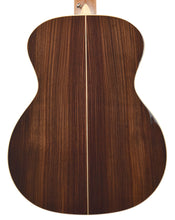 Taylor 814-N Acoustic Guitar back close