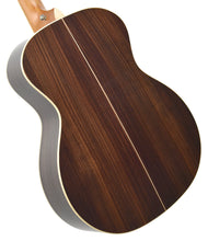 Taylor 814-N Acoustic Guitar back angle 1