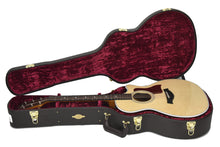 Taylor 414ce-R Acoustic Guitar with V Class Bracing | Case Open
