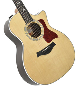 Taylor 414ce-R Acoustic Guitar with V Class Bracing | Front Left