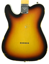 Fender Custom Shop 65 Custom Telecaster Relic | The Music Gallery | Back Close